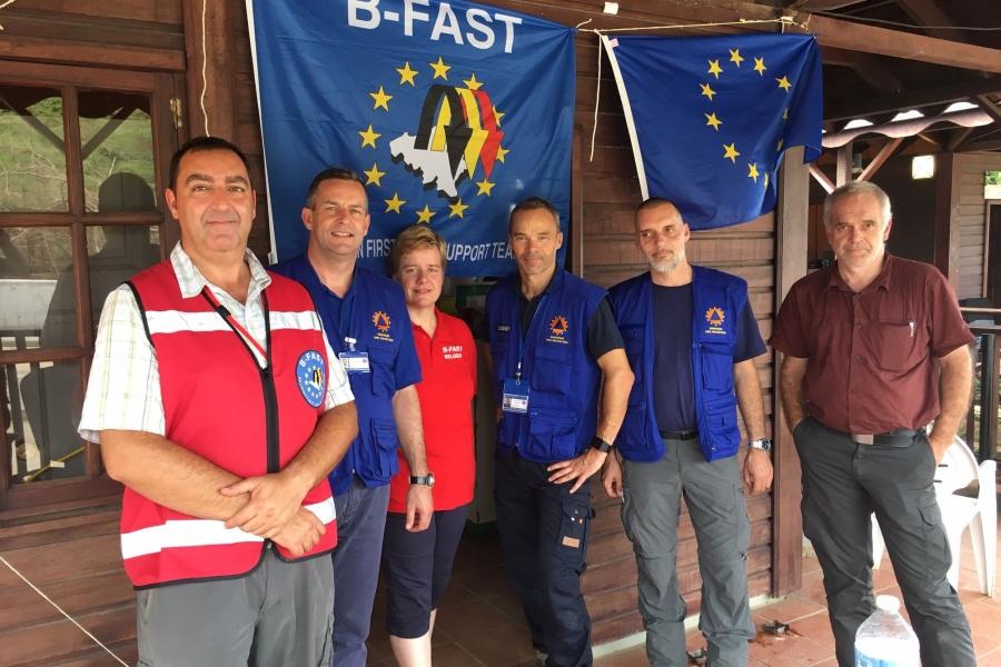 Mission B-Fast auf Dominica